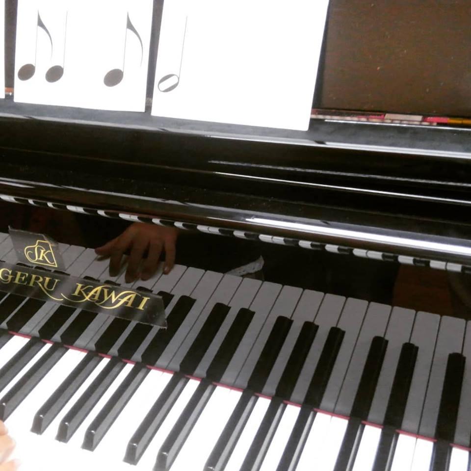 大村市ピアノ教室。ソルフェージュレッスン。みちぞえ音楽教室。
